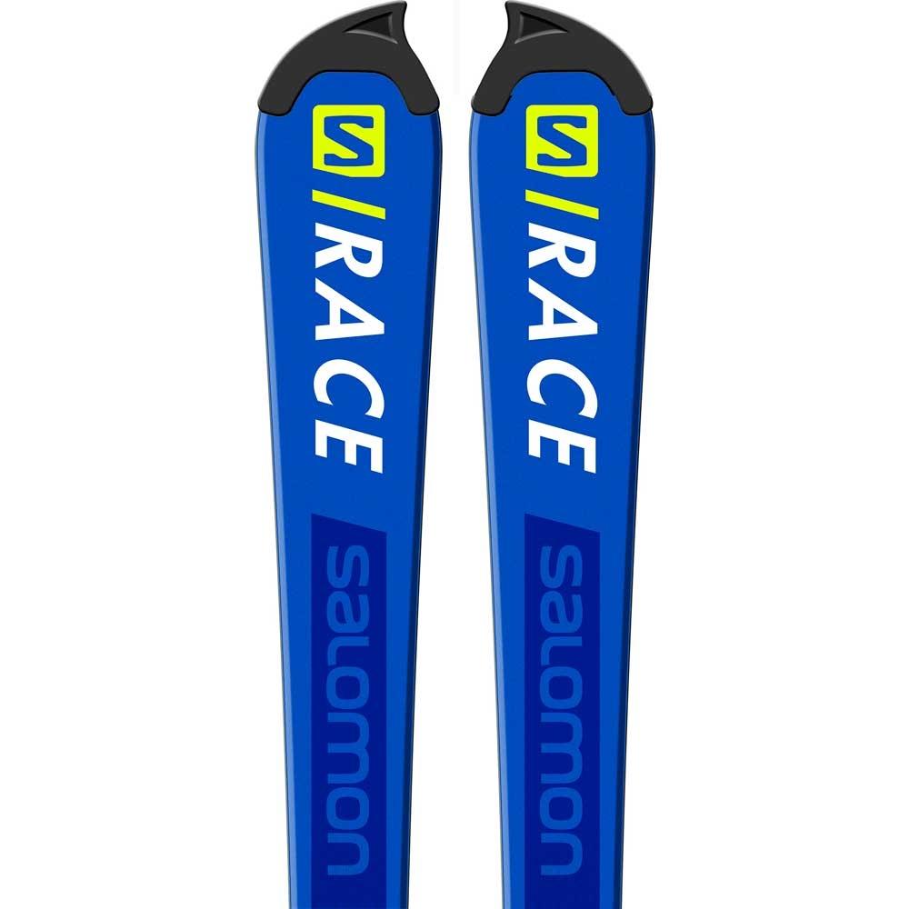 Salomon S Race Pro Jr Ski with Jr Race Plate 2019