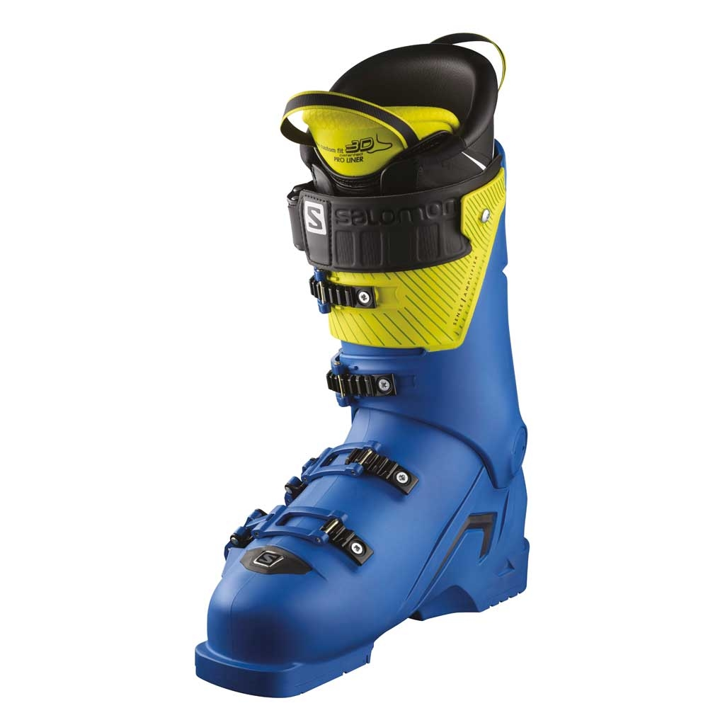 Salomon S Max 130 Carbon Ski Boot 2019