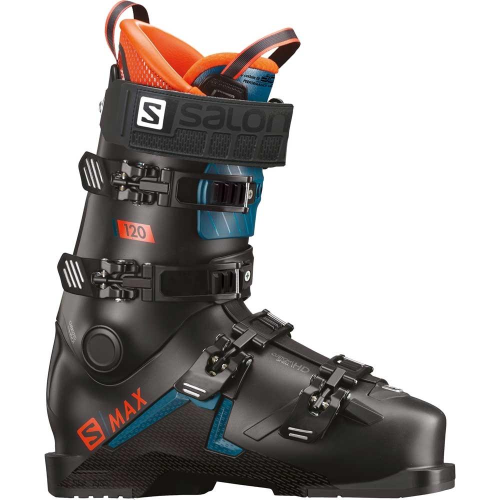 221b85b8b7f Salomon X Pro 90 W Custom Heat Ski Boot 2019 - Snowtrax