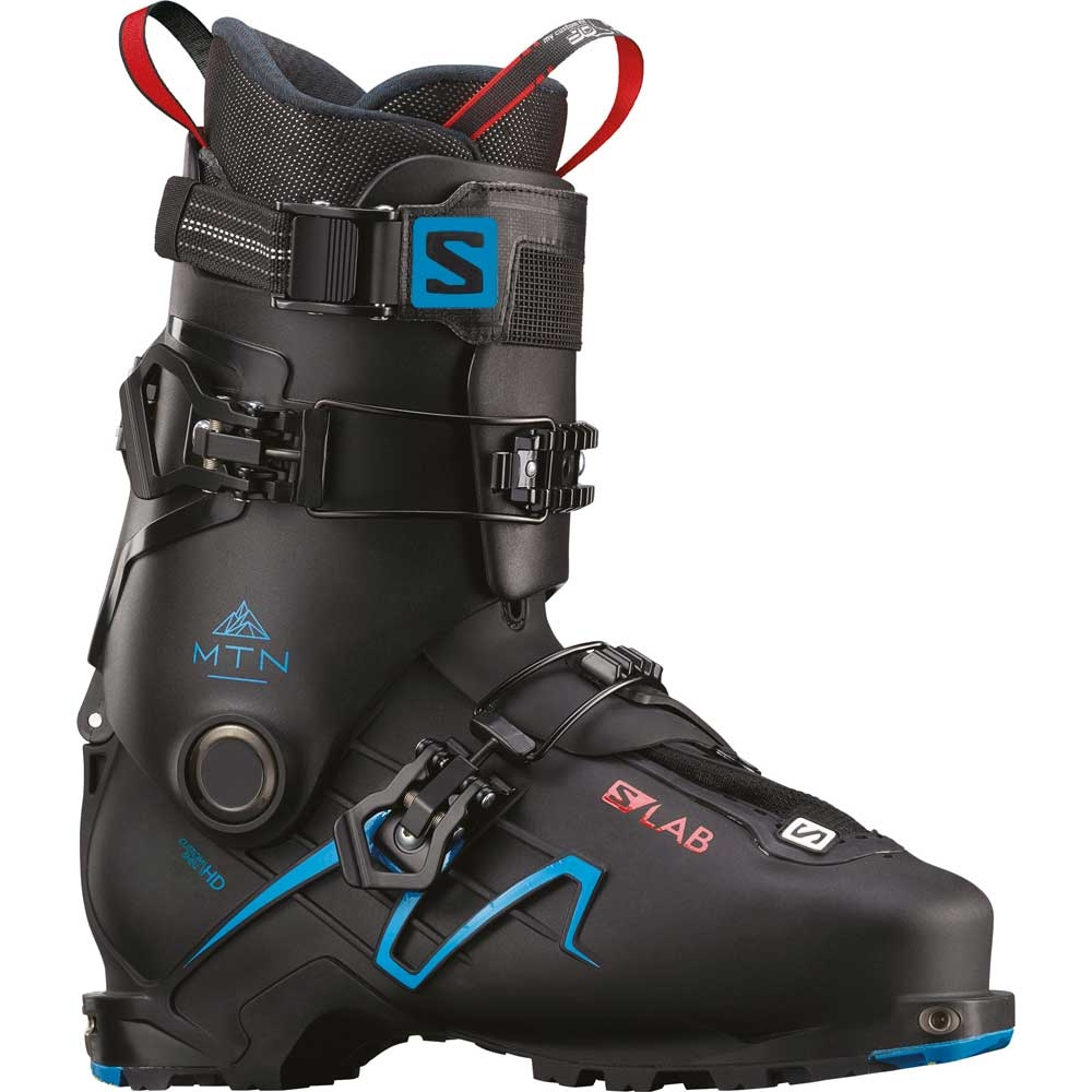 Salomon S LAB MTN Ski Boot Black Transcend 2019