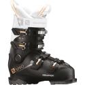 Salomon X Pro 90 W Ski Boots Black White Corail 2019