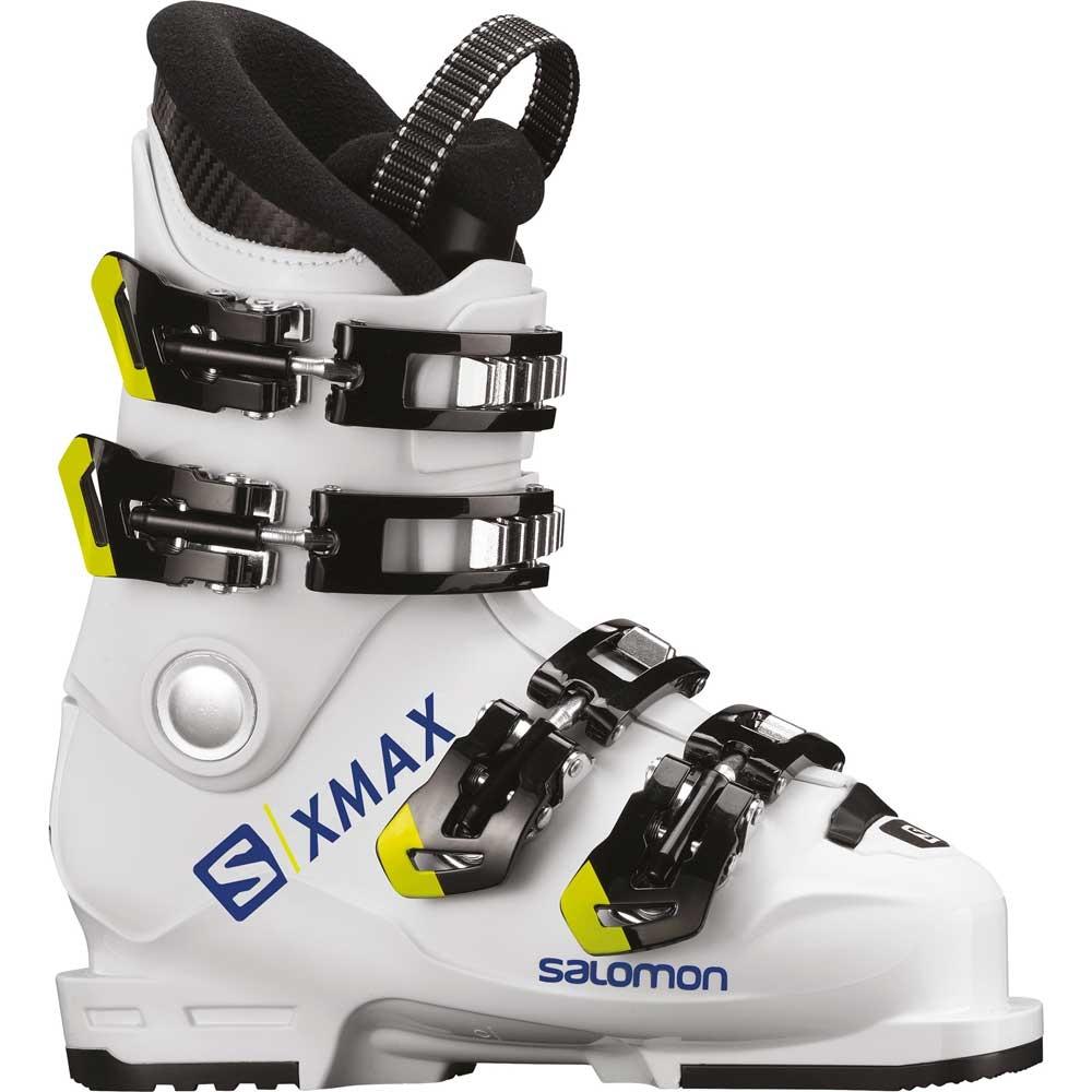 Salomon X Max 60T M Ski Boot White Race Blue 2019