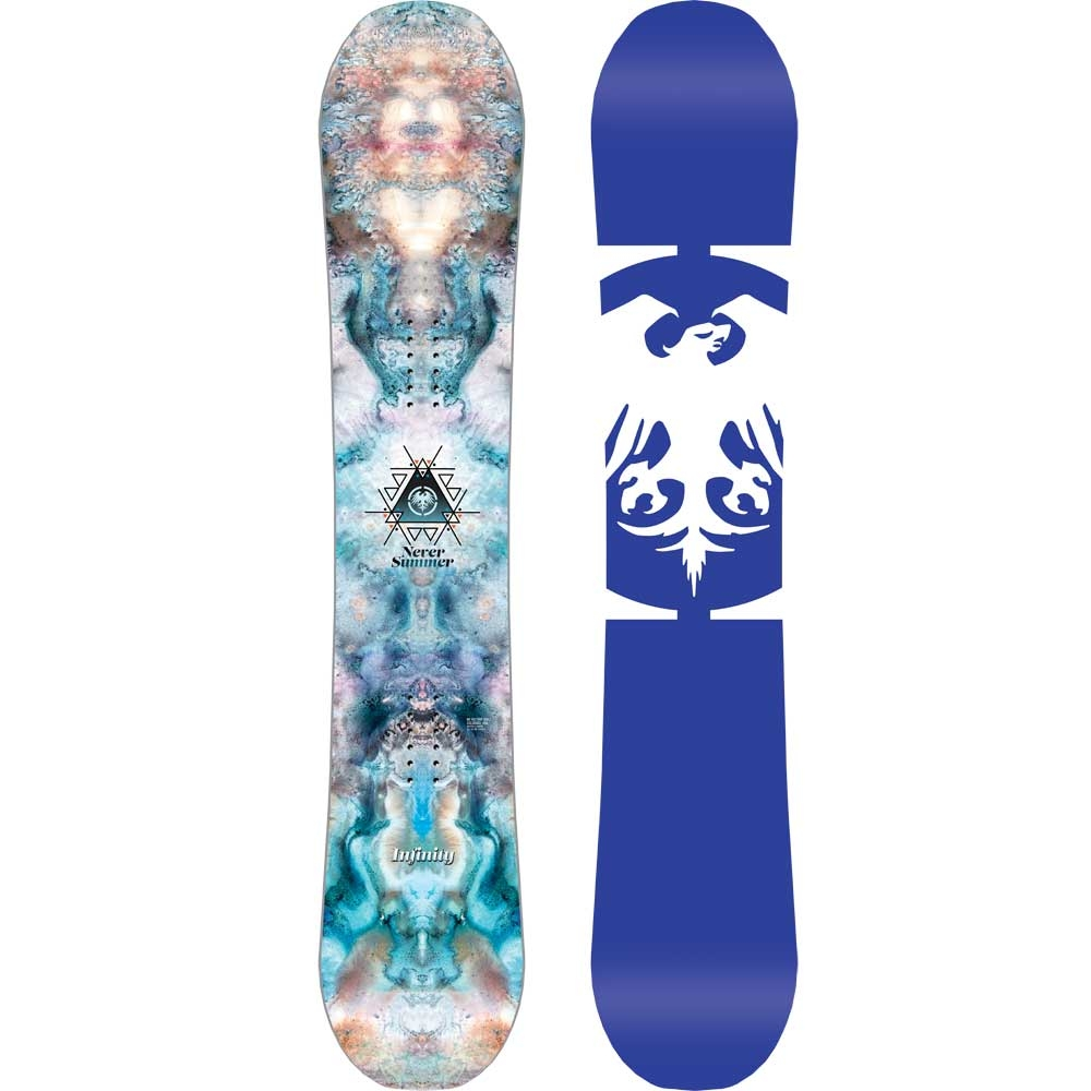 Never Summer Infinity Snowboard 2019