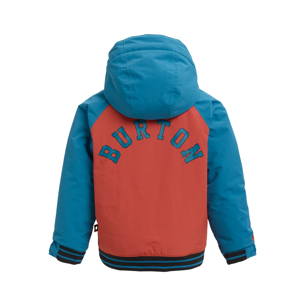 Burton Boys Minishred Gameday Jacket Hot Sauce / Celestial 2019