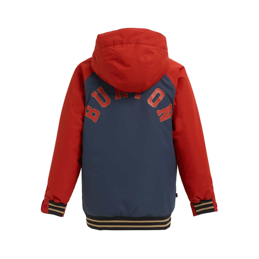 Burton Boys Gameday Jacket Mood Indigo / Bitters 2019