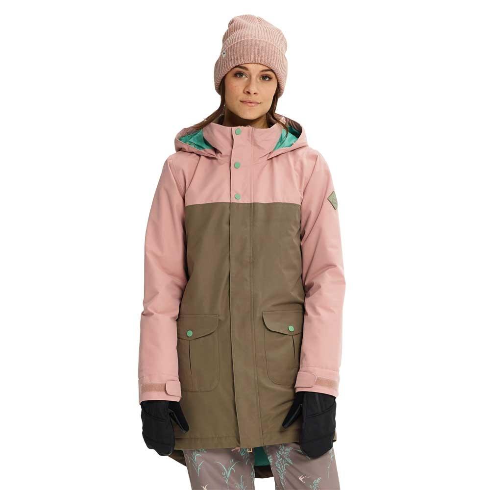 Burton Gore-Tex Eyris Womens Jacket Fawn / Falcon 2019