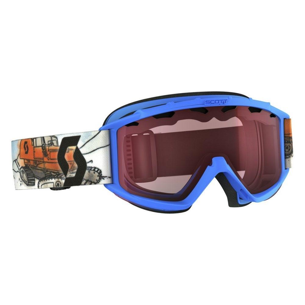 b109ec0a0bd2 Scott JR Hook Up Goggle Bermuda Blue with Amplifier Lens 2017 ...