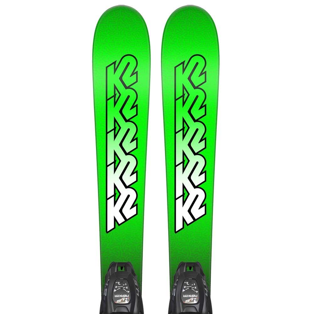K2 Juvy Ski with FDT 4 5 Binding 2019
