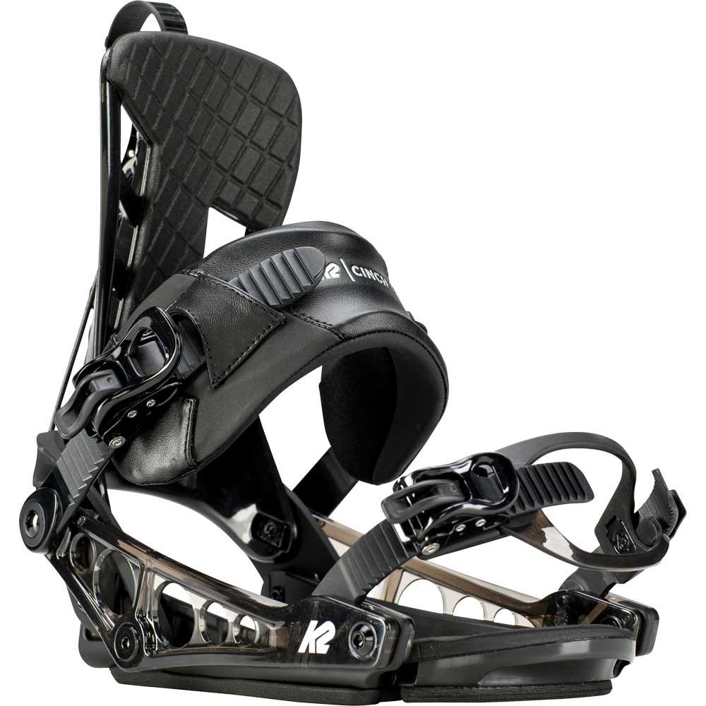 c46632850380 K2 Cinch TS Snowboard Binding Black 2019 ...