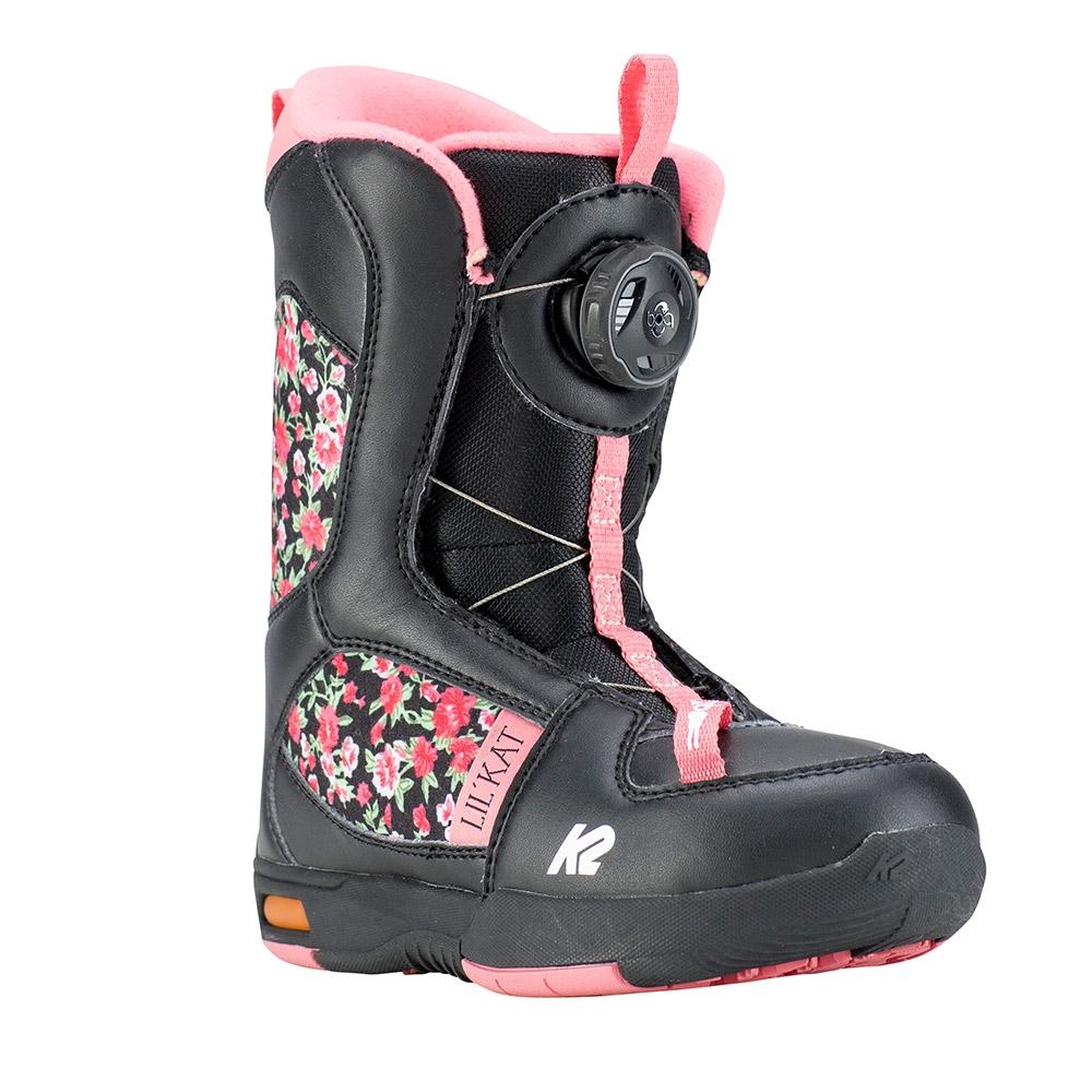 K2 Lil Kat Snowboard Boots Black 2019