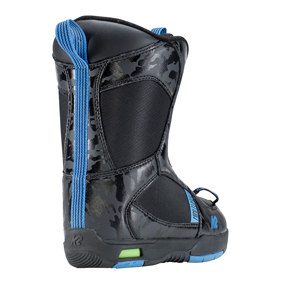 K2 Mini turbo Snowboard Boot Black 2019
