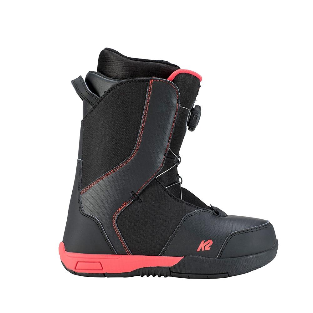 K2 Vandal Snowboard Boot Black 2019