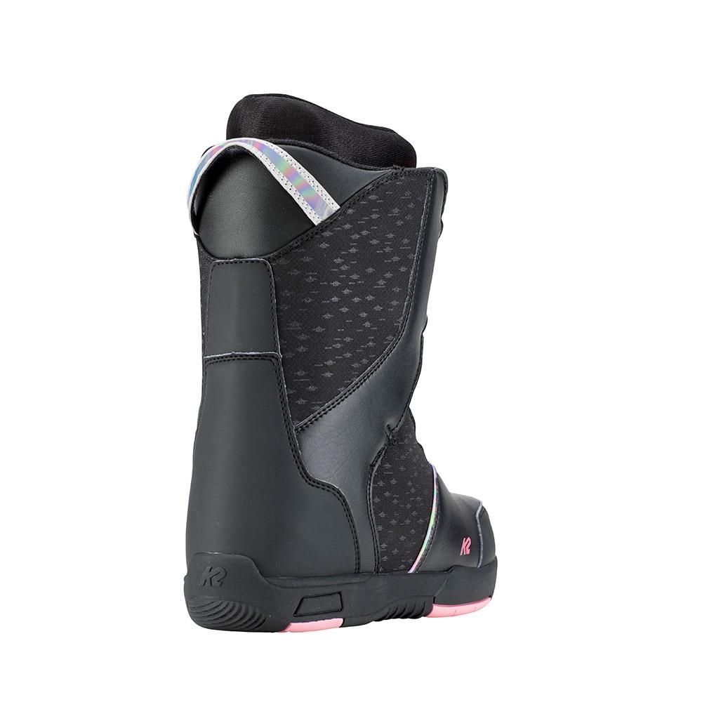 K2 Kat Snowboard Boot Black 2019