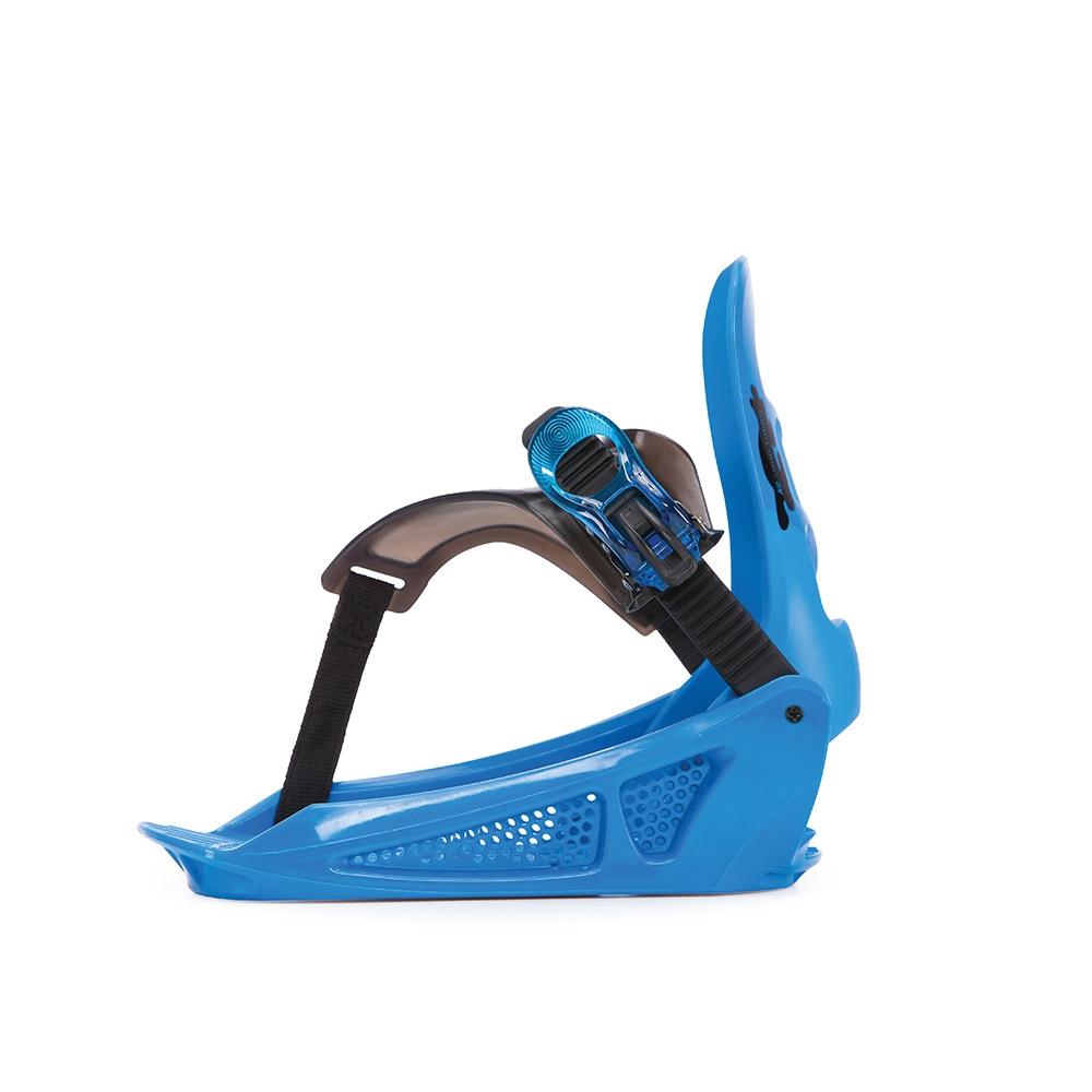 K2 Mini Turbo Snowboard Binding Blue 2019
