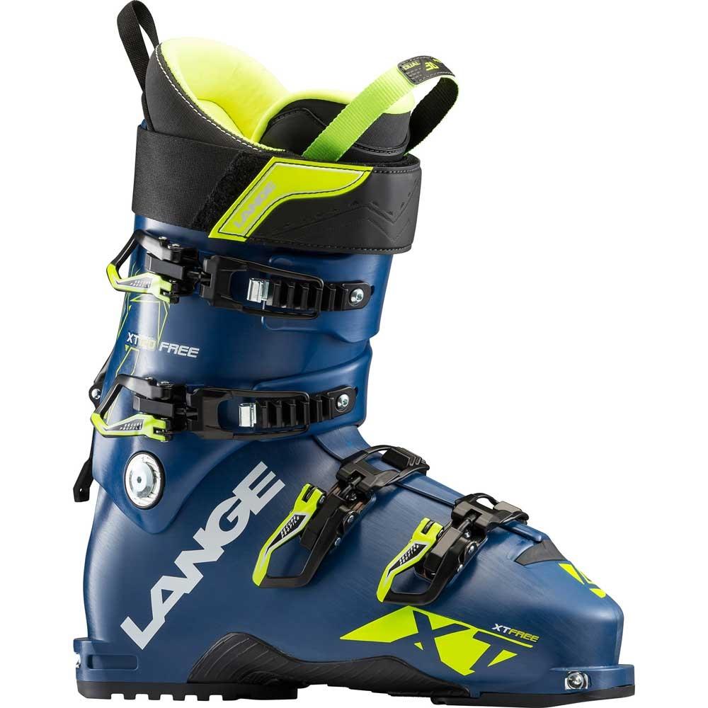 Lange XT 120 Free Ski Boot Navy Blue 2019