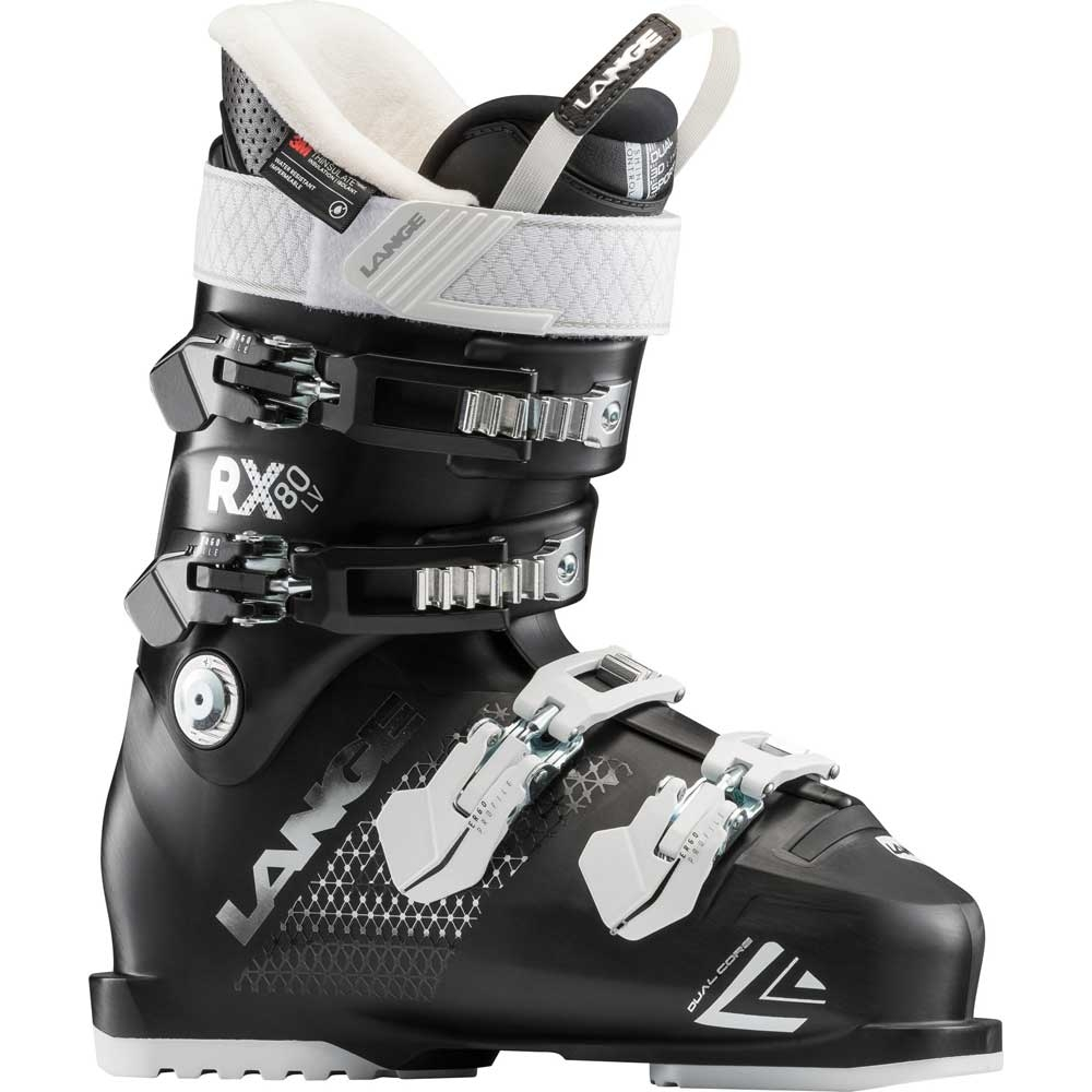 Lange RX 80 W LV Ski Boot Black 2019