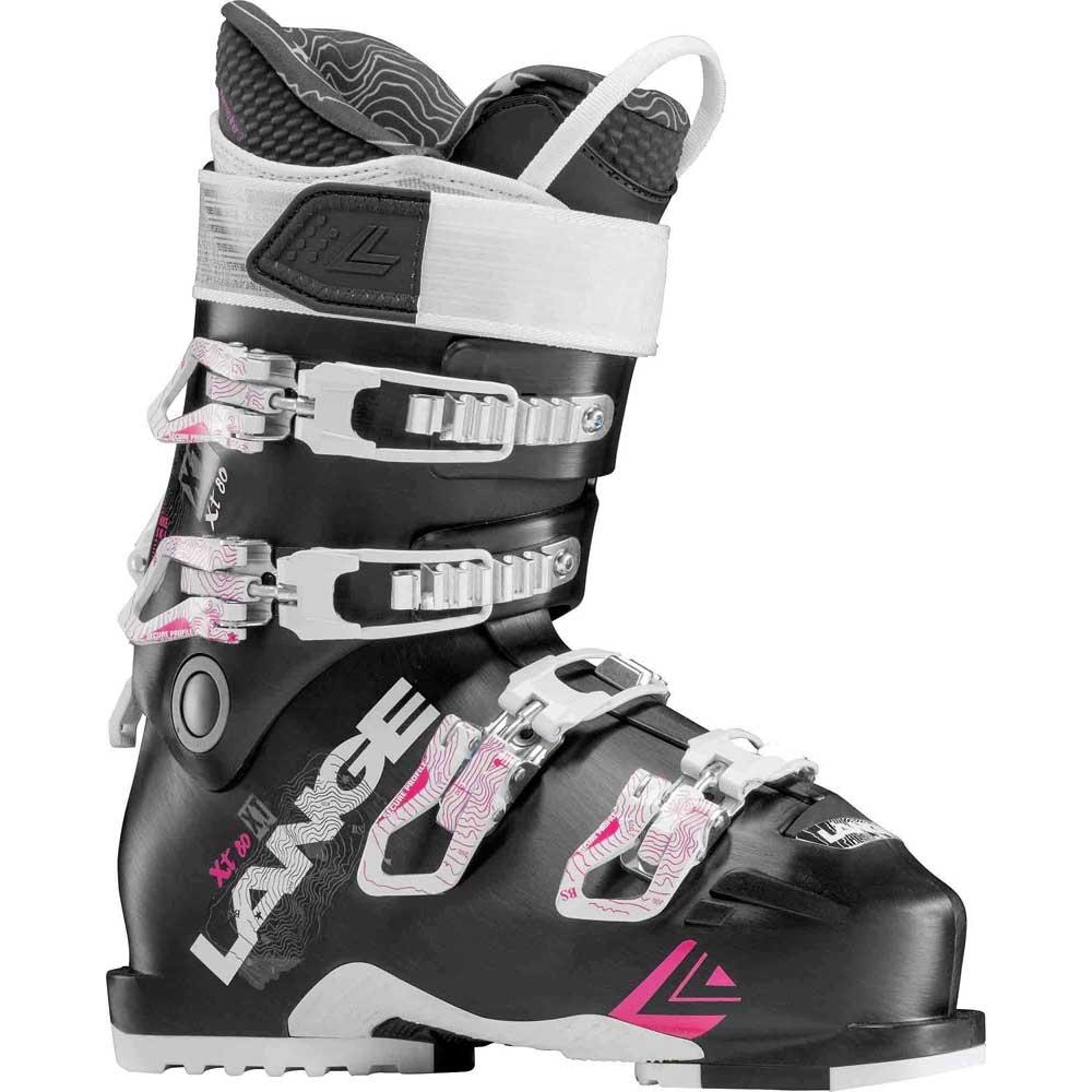 Lange XT 80 W Ski Boot Black 2019