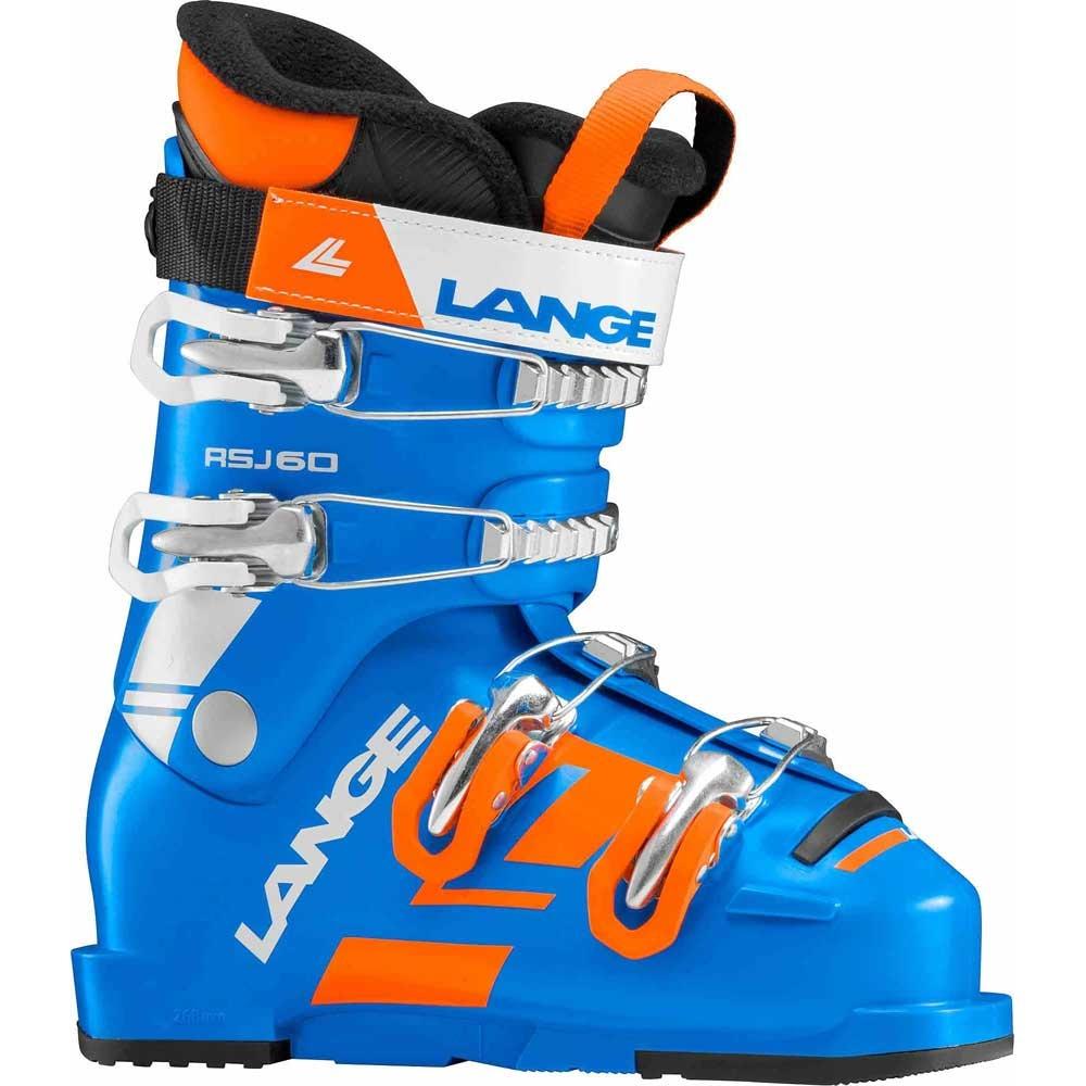 Lange RSJ 60 Ski Boot Power Blue 2019