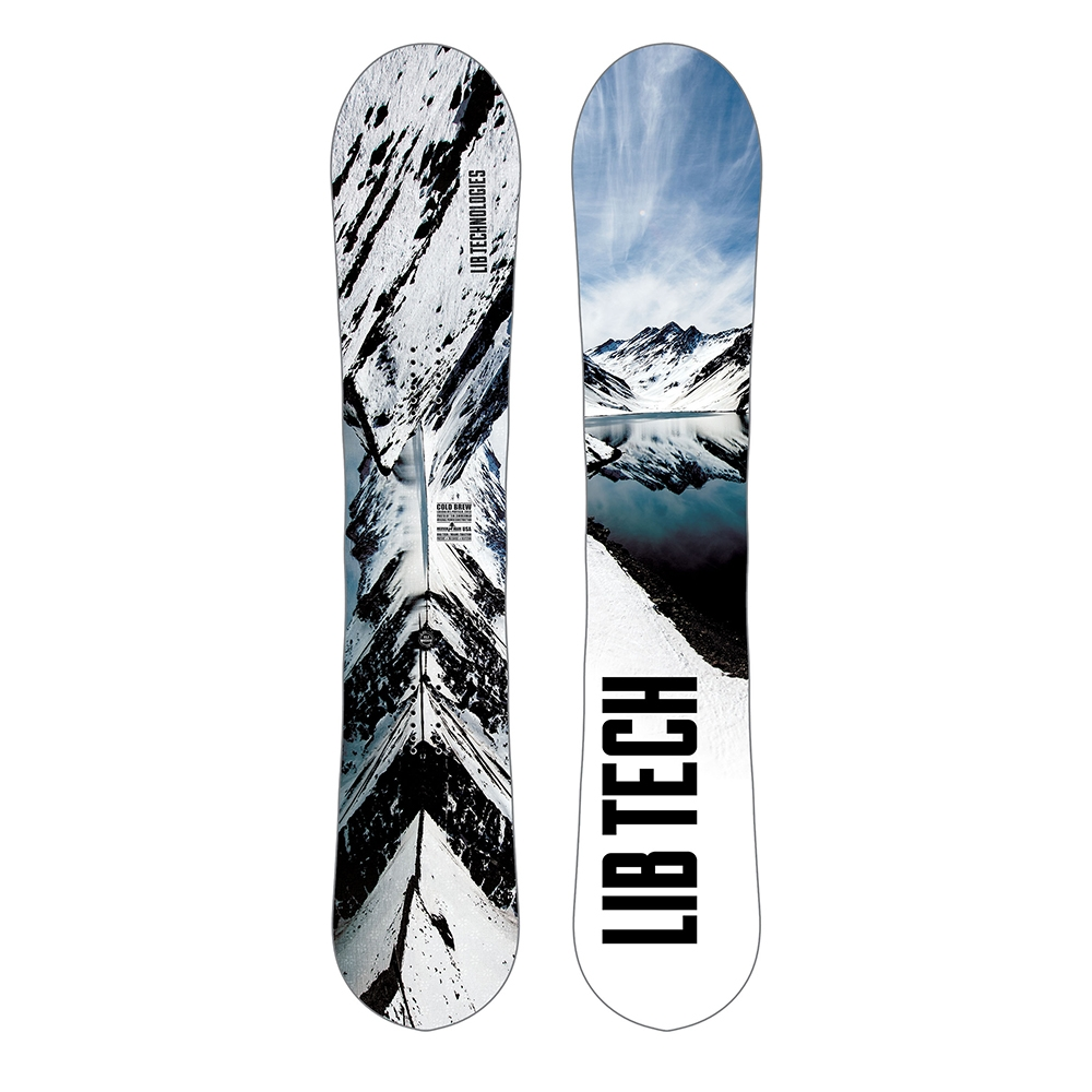 Lib Tech Cold Brew C2 Snowboard 2019