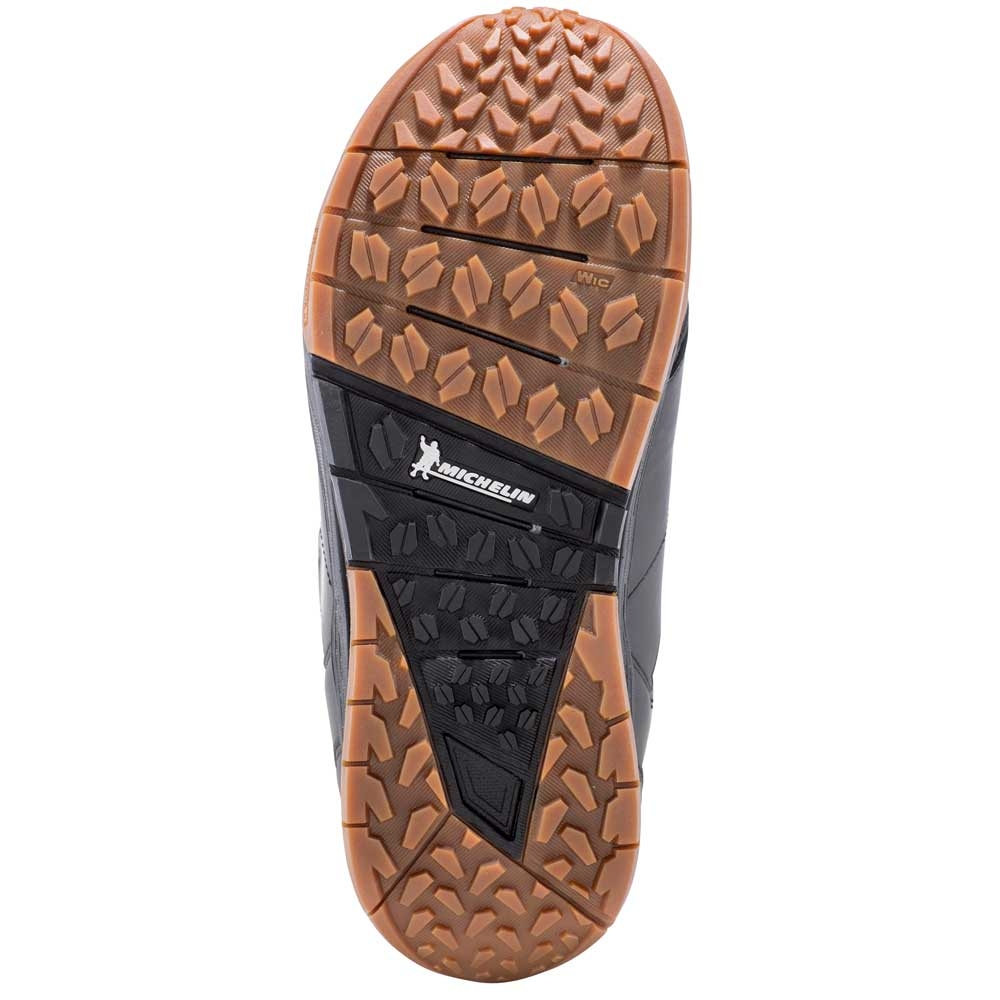Ride Jackson Snowboard Boot Black 2019