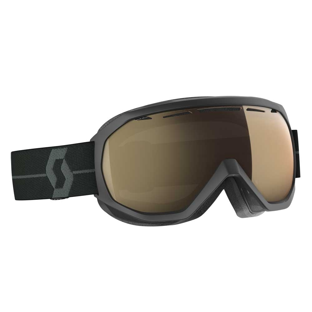 Scott Notice OTG Black / Grey Goggle with Light Sensitive Bronze Chrome 2019