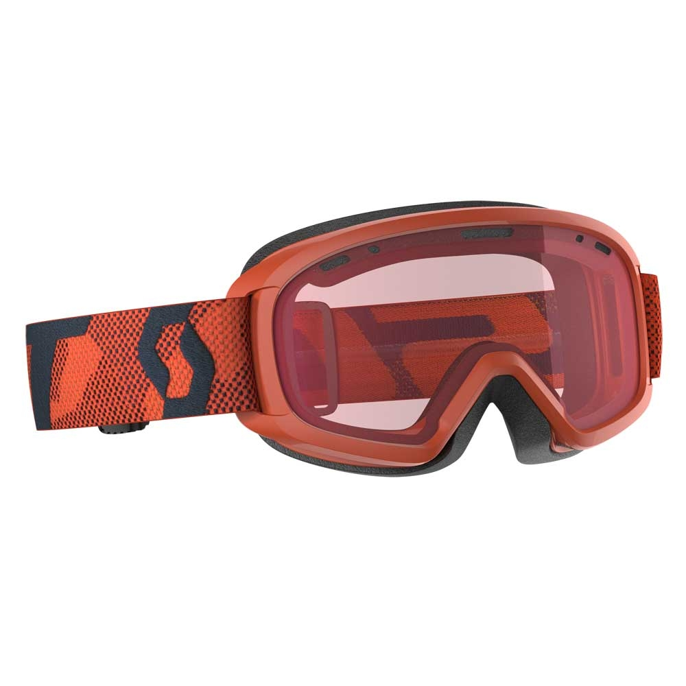 adf8c844a441 Scott Jr Witty Orange Goggle with Enhancer Lens 2019 ...