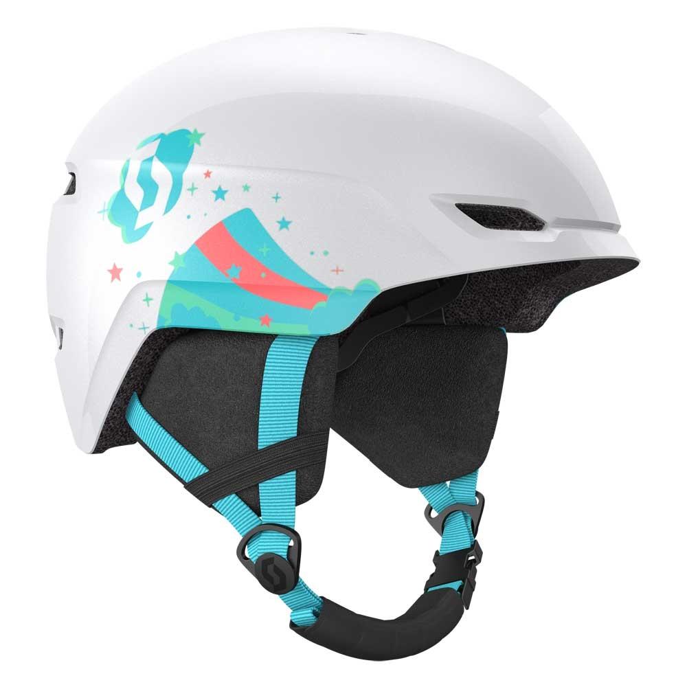 Scott Keeper 2 Junior Helmet Pearl White 2019