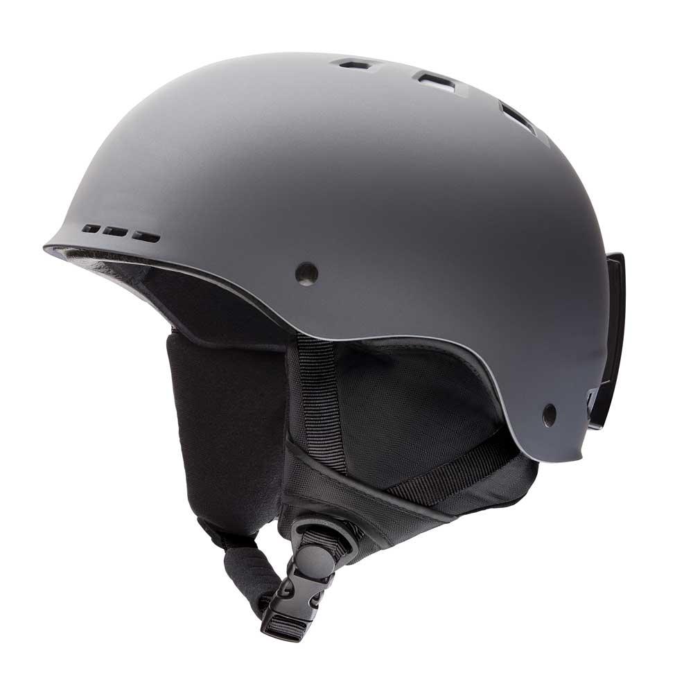 Smith Holt 2 Helmet Matte Charcoal 2019