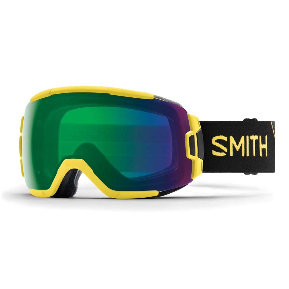 Smith Vice Citron Glow Goggle with Everyday Green Mirror Chromapop Lens 2019