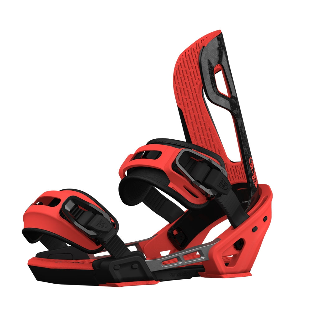 Switchback Halldor Pro Binding Red 2019