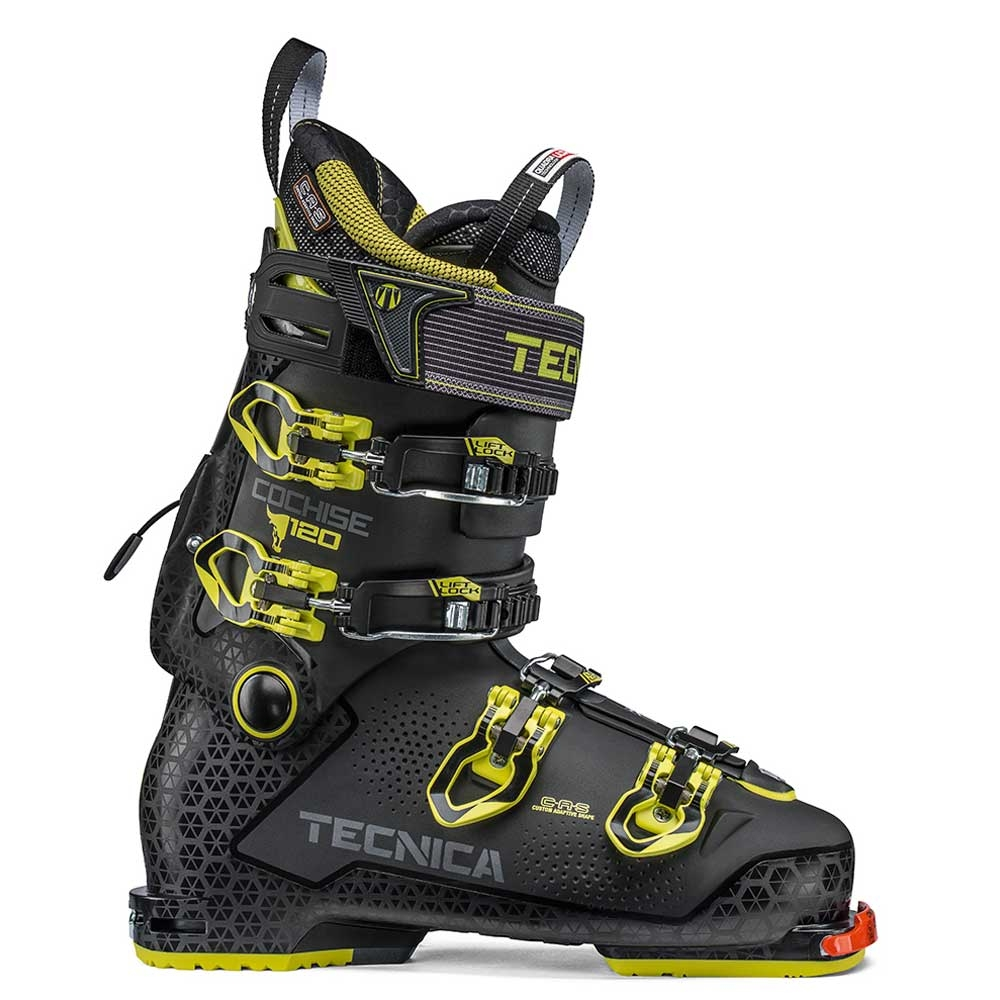 Tecnica Cochise 120 DYN Ski Boot Black 2019
