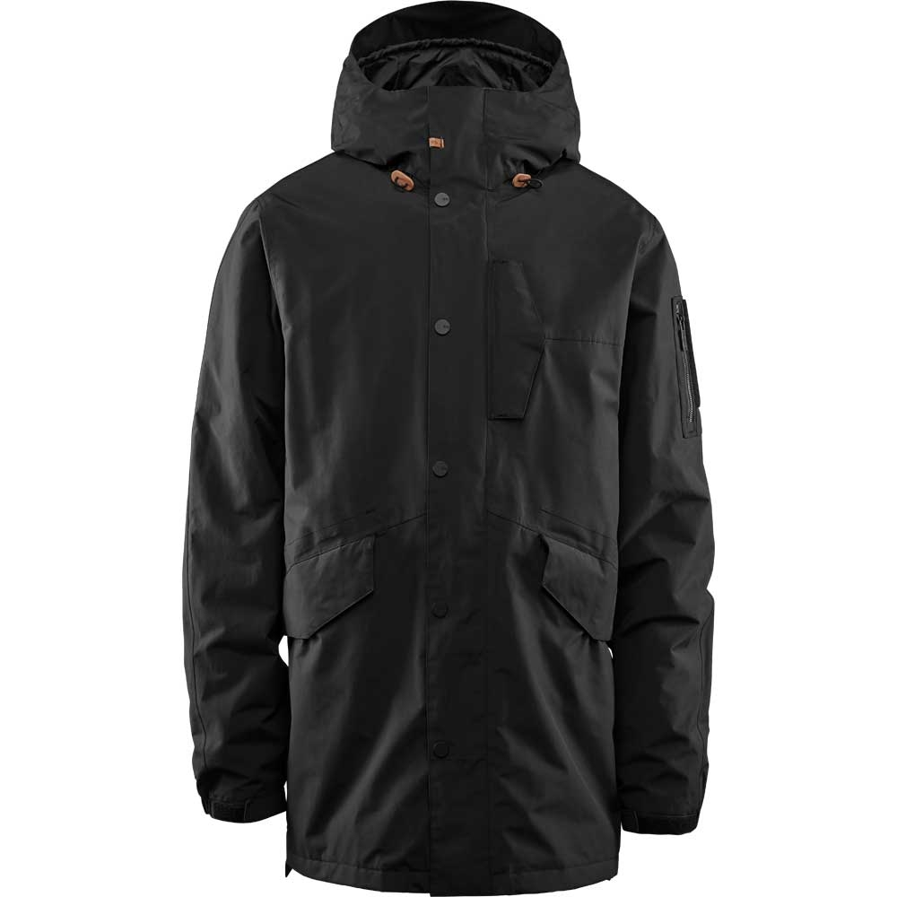 ThirtyTwo Lodger Jacket Black 2019