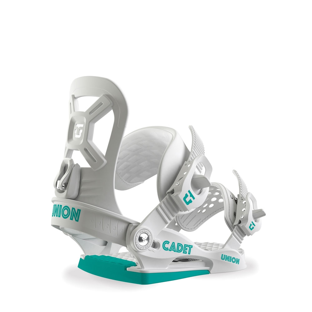 Union Cadet XS Snowboard Binding White 2019