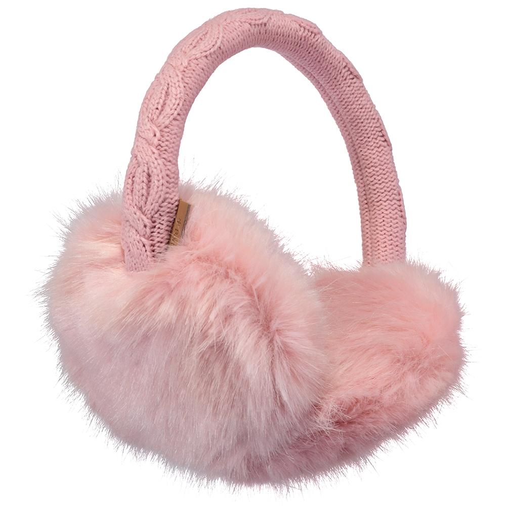 Barts Fur Earmuffs Pink 2019