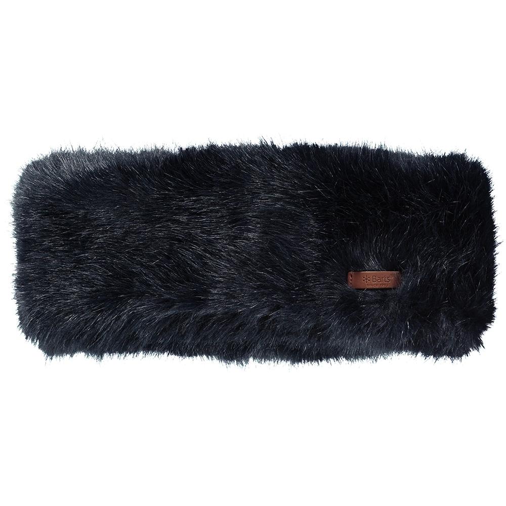 Barts Fur Headband Navy 2019