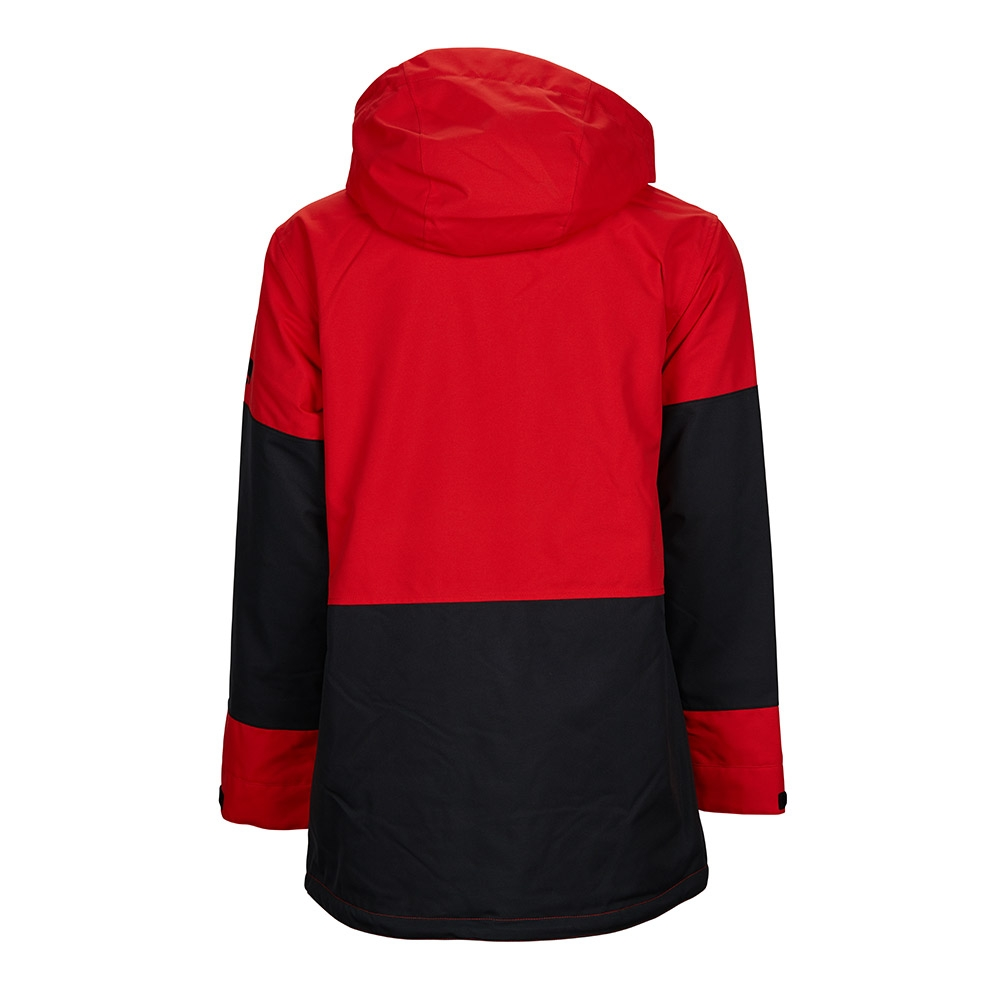 Bonfire Strata Jacket Insulated Red 2019