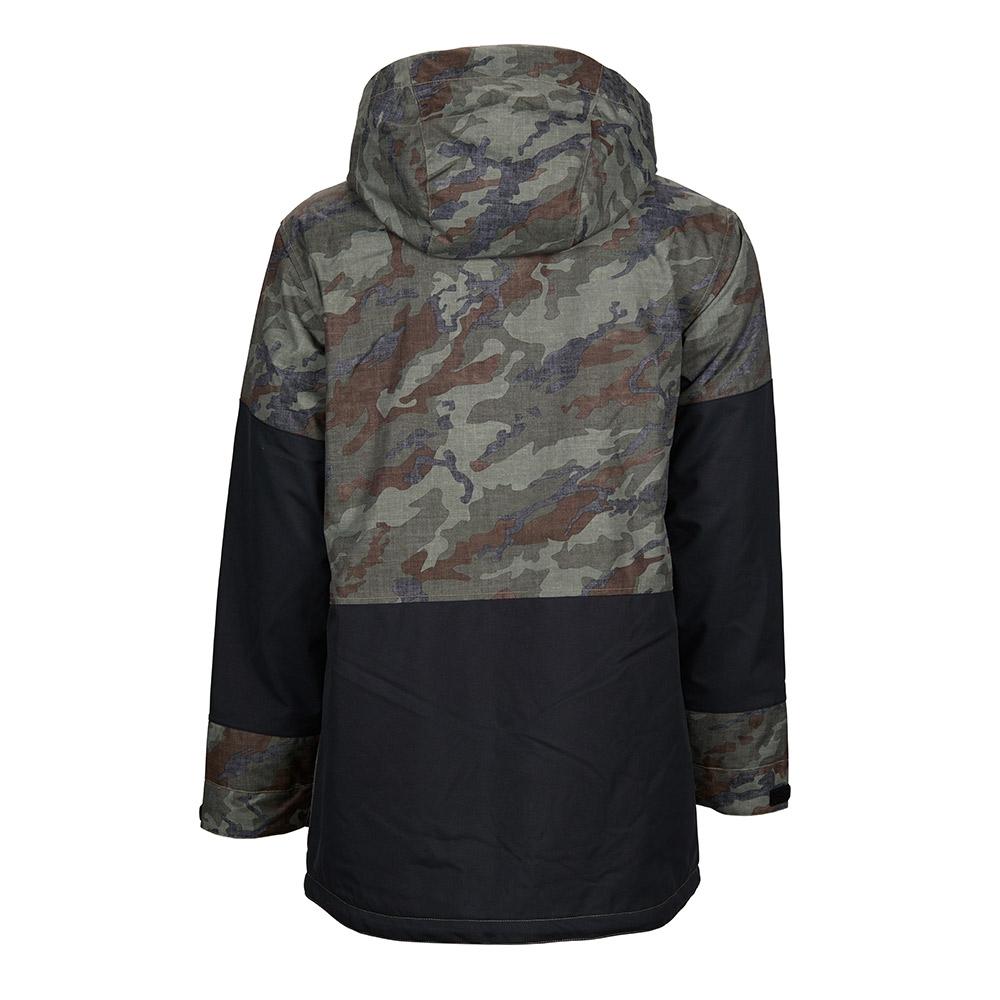 Bonfire Strata Jacket Insulated Olive Camo/Black 2019