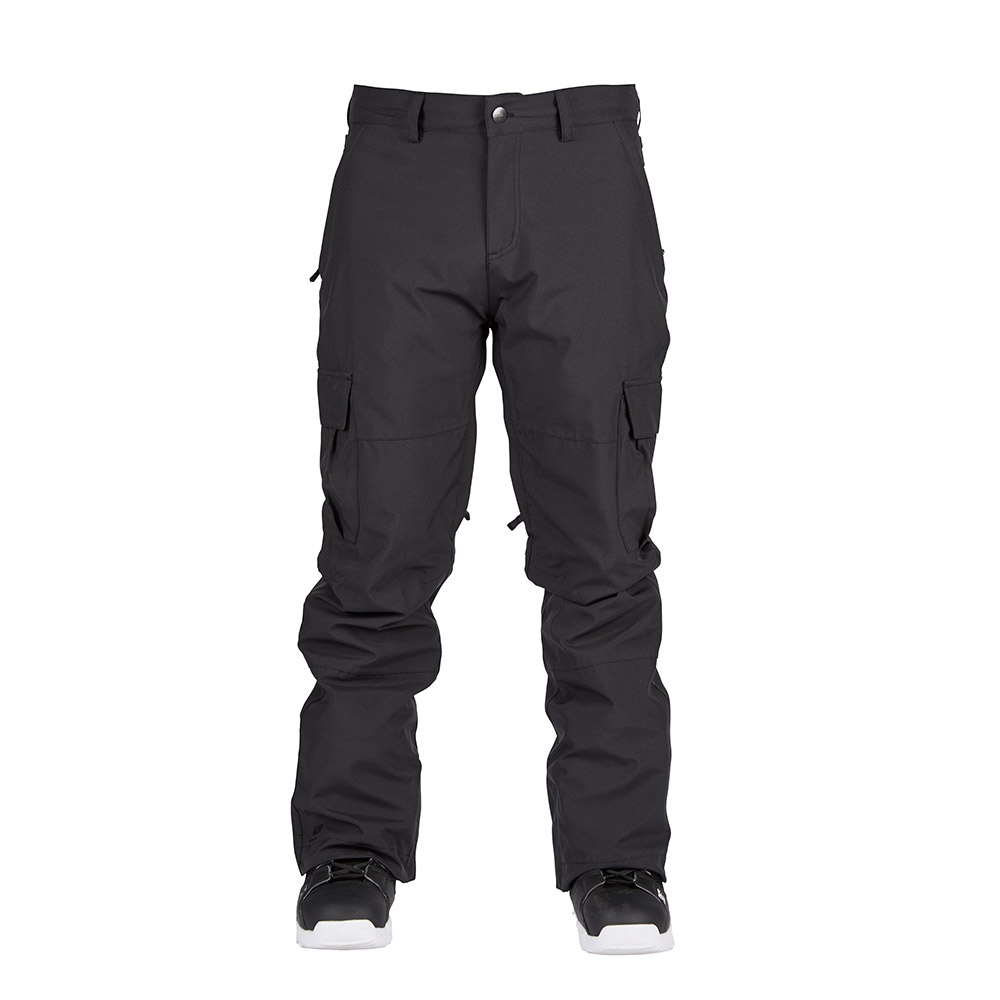 Bonfire Tactical Pant Black 2019