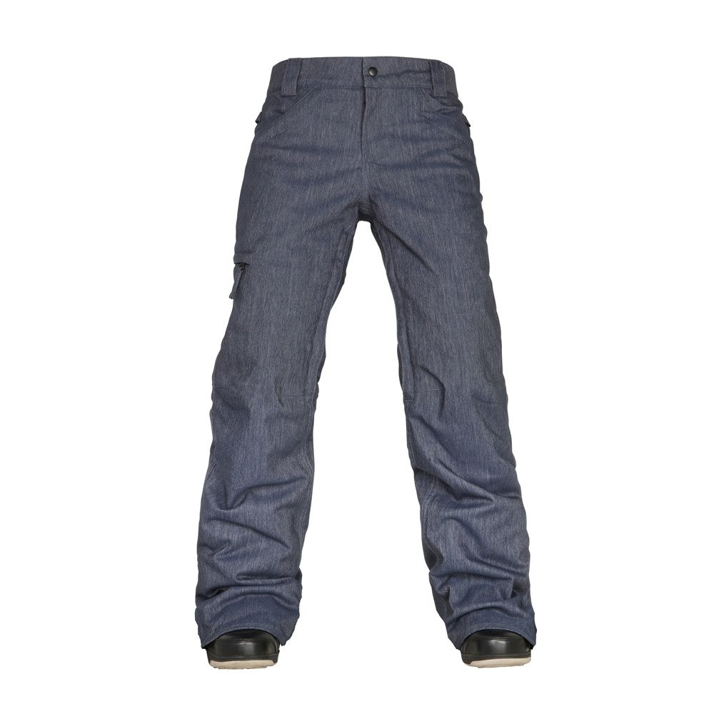 686 Authentic Patron Insulated Pant Midnight Blue Denim 2017