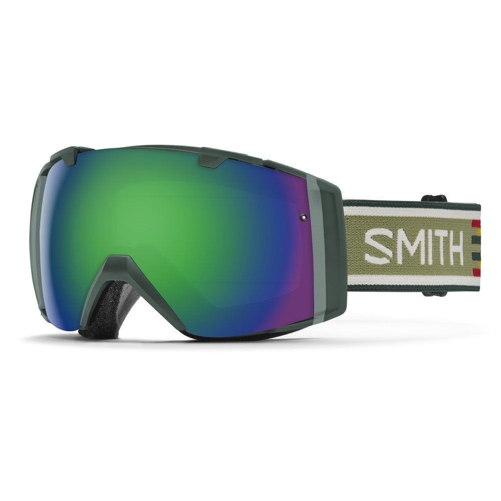 Smith I/O Forest Woolrich Goggle ChromaPop Every Lens 2017