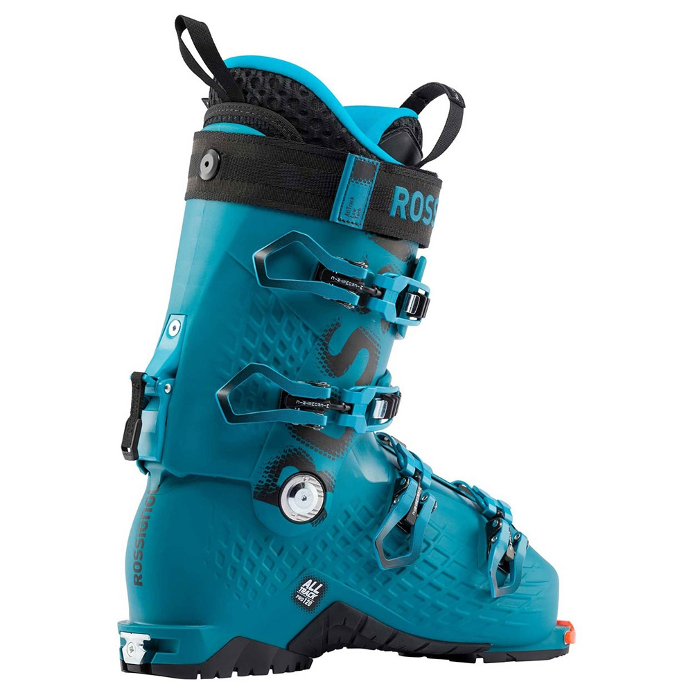 Rossignol Alltrack Pro 120 LT Mens Ski Boot Petrol Blue 2019