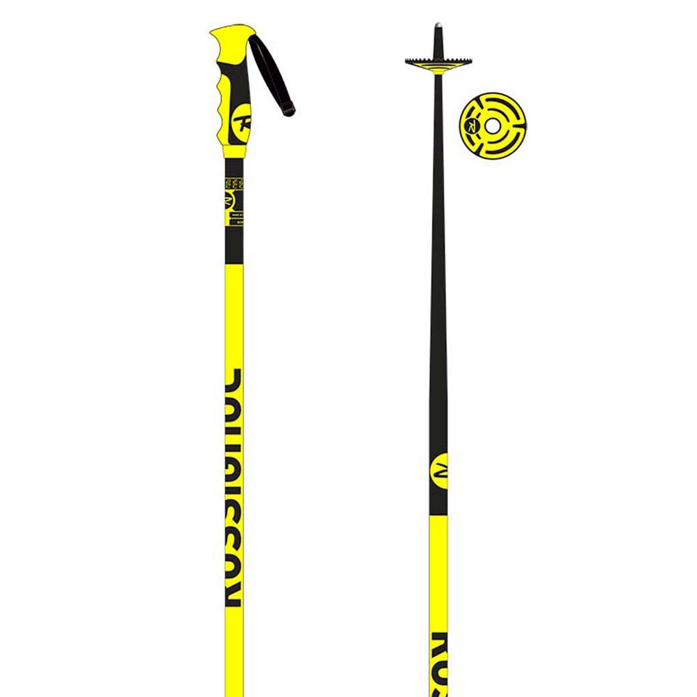 Rossignol Stove Pole Neon Yellow 2019