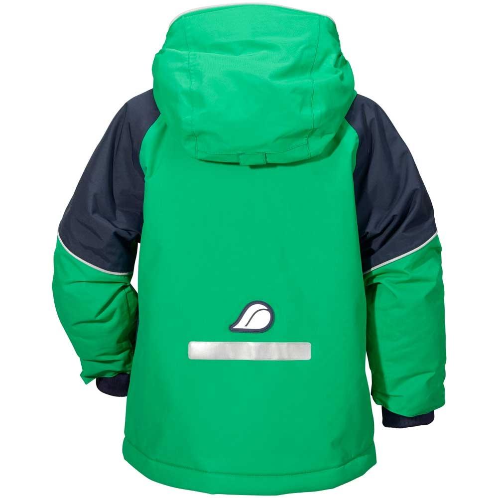 Didriksons Ese Kids Jacket Bright Green 2019