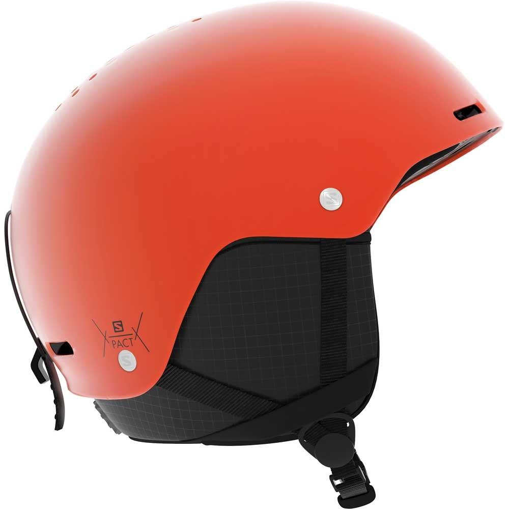 Salomon Pact Helmet Orange Pop 2019