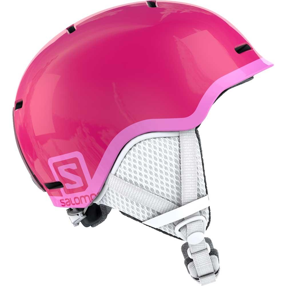 56278cf58ead Salomon Grom Jr Helmet Glossy Pink 2019 - Snowtrax