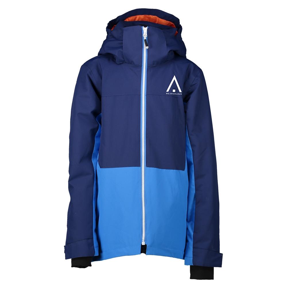 WearColour Split jacket Midnight Blue 2019