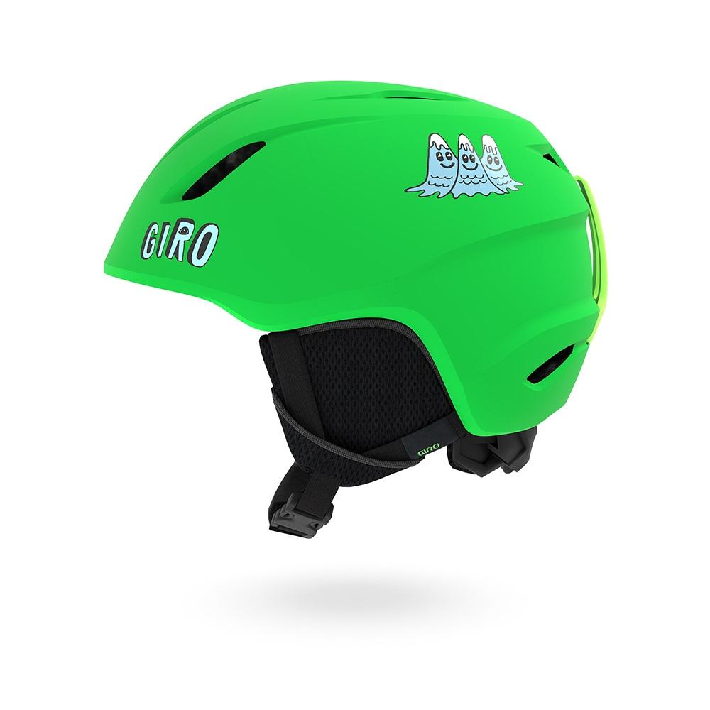Giro Launch Jr Helmet Matte Bright Green Tagazoo 2019