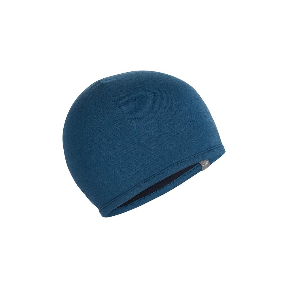 Icebreaker Pocket Hat Prussian Blue/Midnight Navy 2019