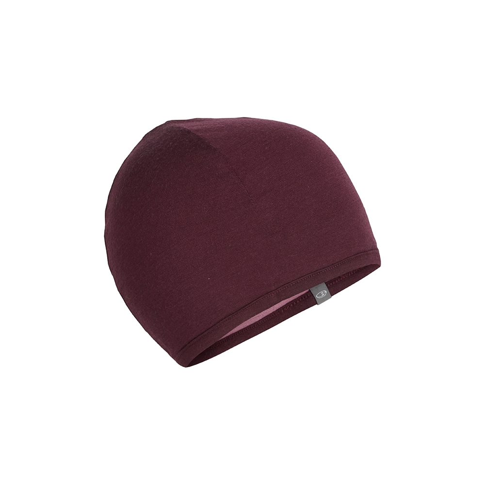 Icebreaker Pocket Hat Velvet/Opal 2019