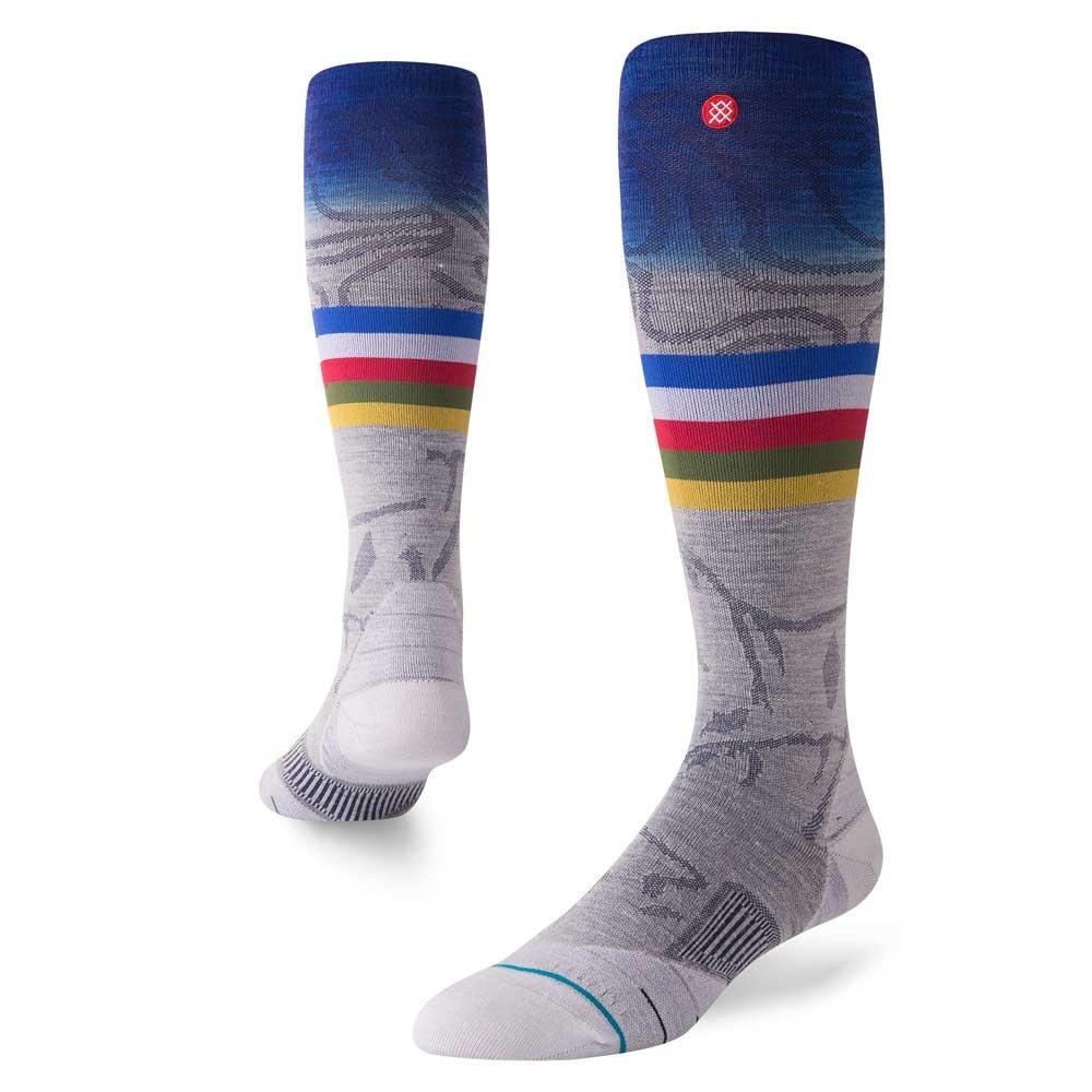 Stance JC Socks Grey 2019